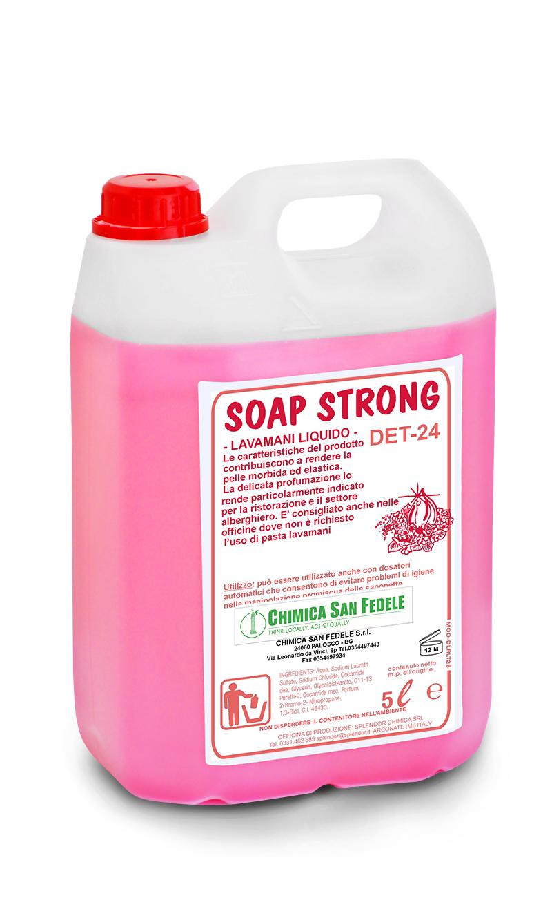 DET 24 – SOAP STRONG
