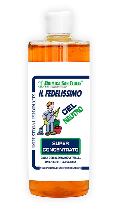 Home Cleaner Product Il Fedelissimo